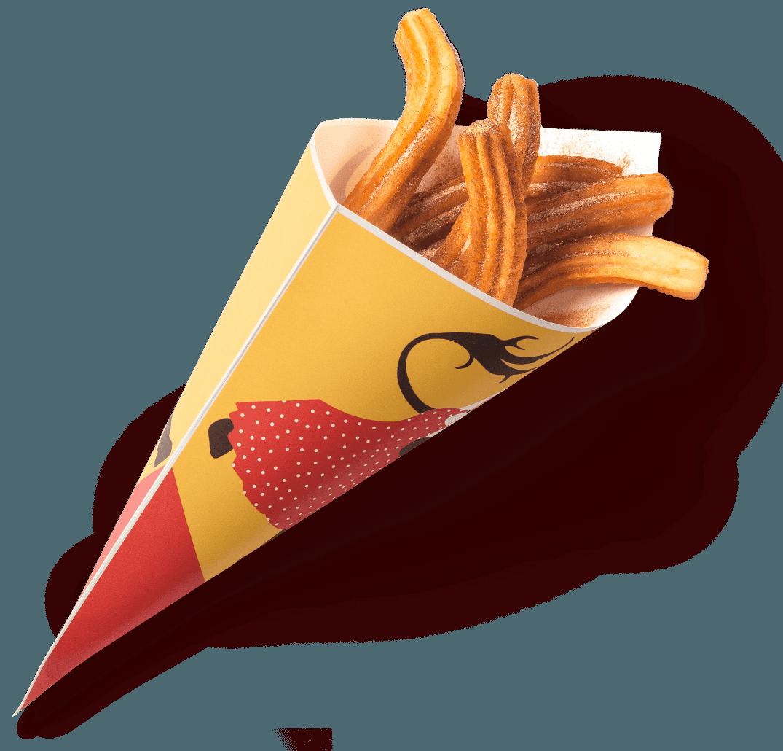 churros cone